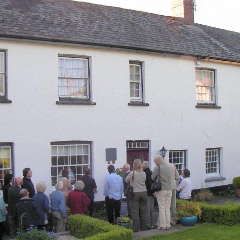 Lake Farmhouse, home of the Thorne Family in 1815 | Maureen Ellis