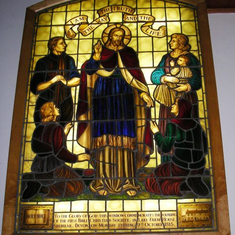 Donated to Lake Chapel by Greenbank Methodist Church in Plymouth  | Maureen Ellis