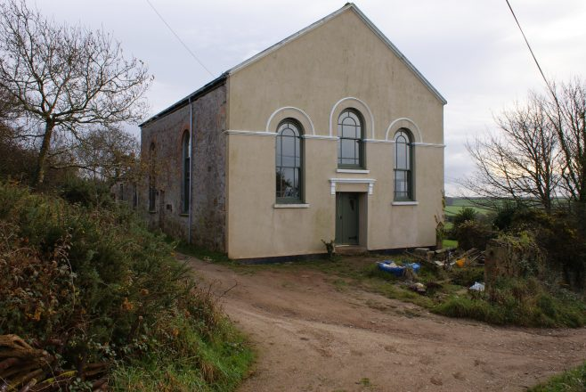 Paramore Chapel in the St. Austell Circuit. Opened 1860. Closed 1993 | Colin C short (photographer)