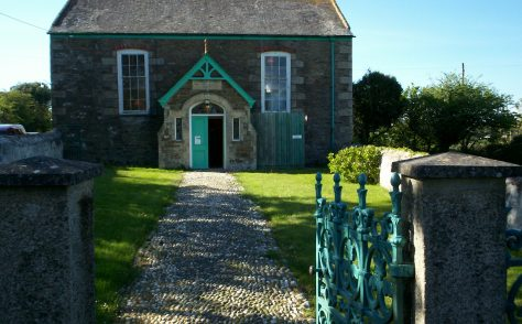Wheal Busy Bible Christian Chapel