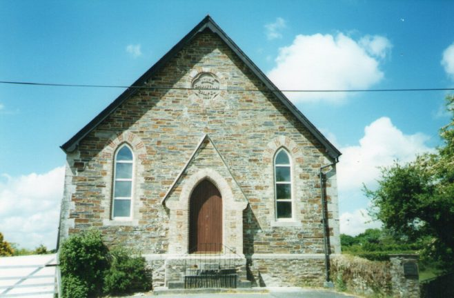 Trecrogo Lane End Bible Christian chapel 1867 -1935