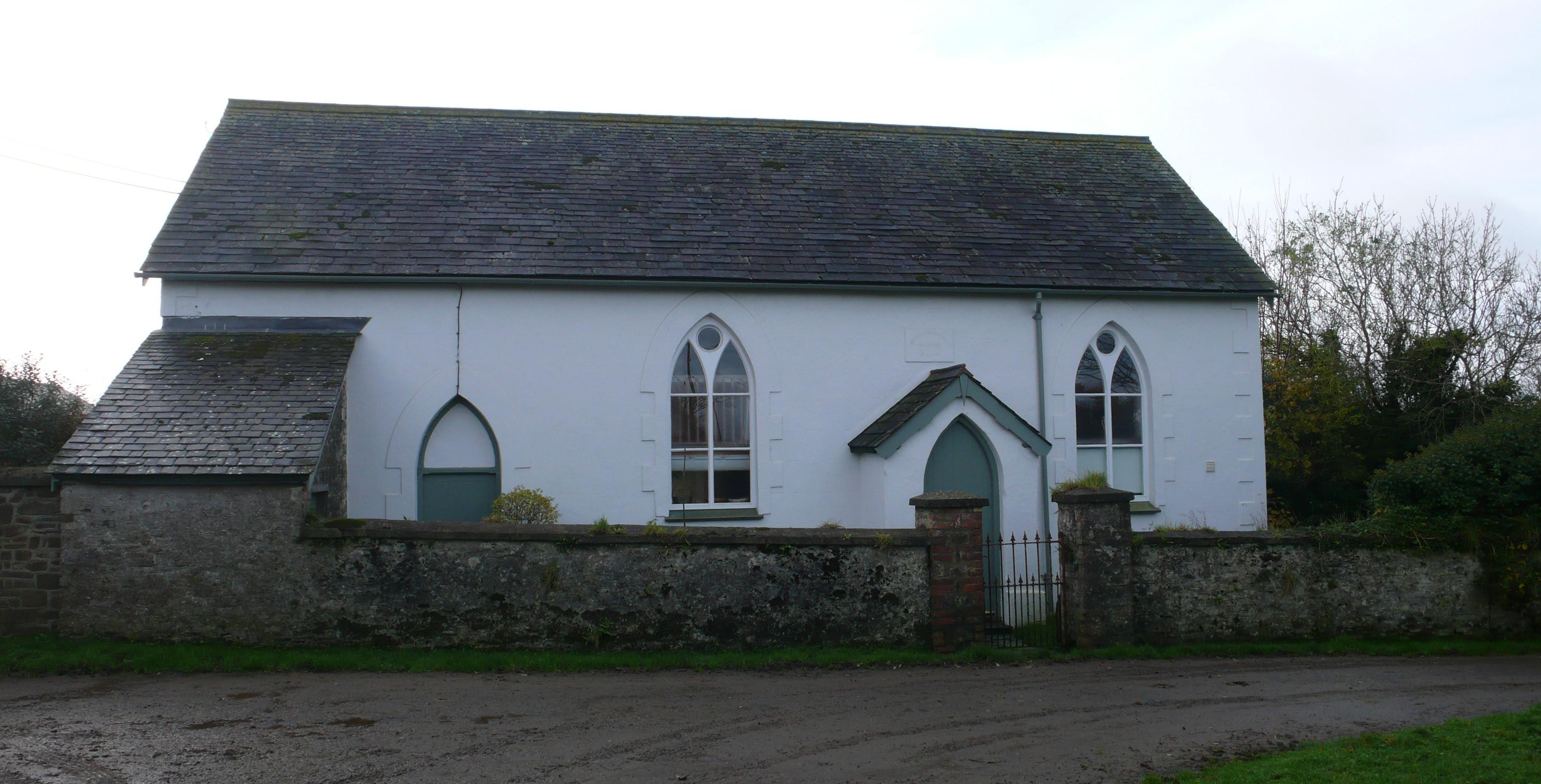 Edistone Bible Christian Chapel, Devon