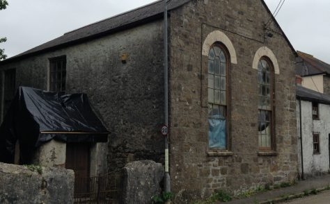 Penponds Bible Christian chapel, Camborne.