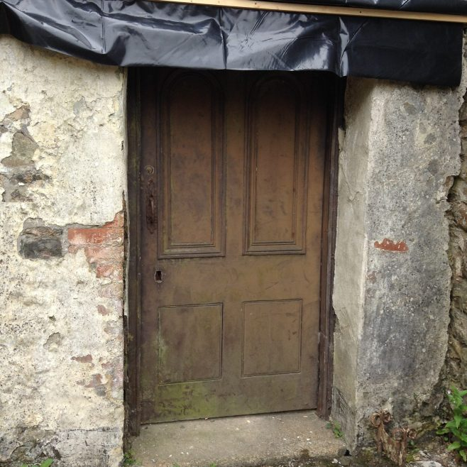 Penponds original door still in place