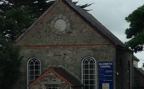 Gloweth Bible Christian chapel, Truro