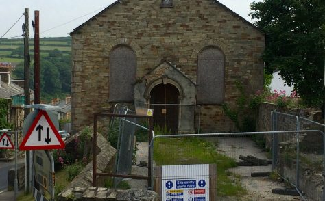 Bodmin Bible Christian chapel