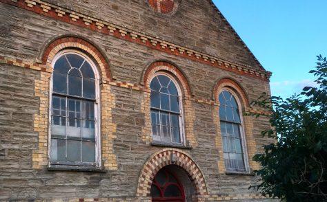 Goonhavern Bible Christian chapel 1876