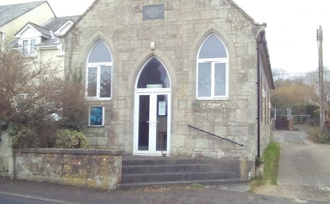 Rookley Bible Christian Chapel Isle of Wight