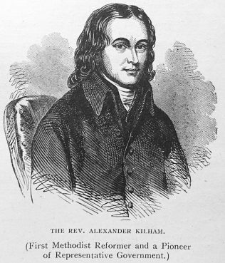 Alexander Kilham - His influence on Christian democracy