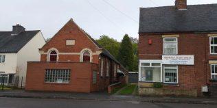 Grendon Methodist Chapel exterior 1