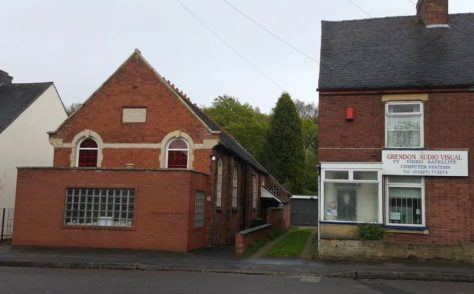Grendon Methodist Chapel, Atherstone, Warwickshire