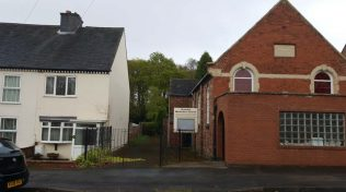 Grendon Methodist Chapel exterior 2