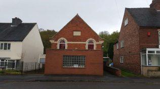 Grendon Methodist Chapel exterior 3