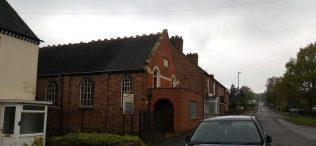 Grendon Methodist Chapel exterior 4