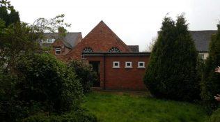 Grendon Methodist Chapel exterior 5