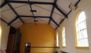 Grendon Methodist Chapel interior