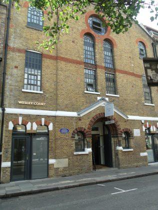 Hanbury Hall, Hanbury Street, Spitalfields