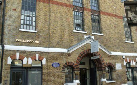 Hanbury Hall, Spitalfields, Tower Hamlets, London