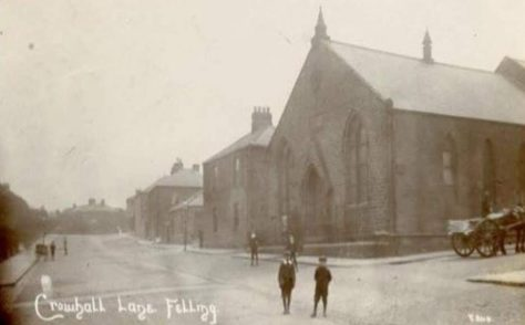 Gateshead; Felling United Methodist Free Church
