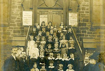 Gateshead; Providence United Methodist Free chapel, Sheriff Hill