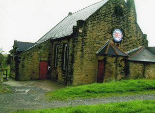 The chapel now houses a Community Centre | Image from the collections of the Newcastle upon Tyne District Archives