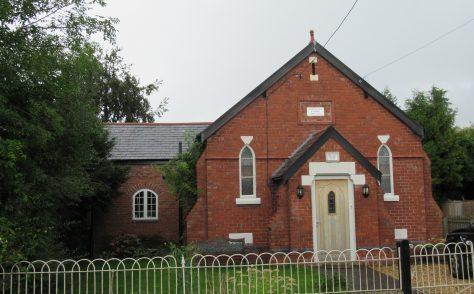 Shocklach United Methodist chapel