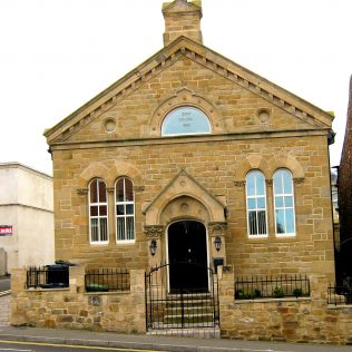 Former MNC chapel now luxury flats | Newcastle Methodist District Archives