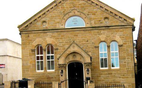Gateshead; Zion Methodist New Connexion, Sheriff Hill