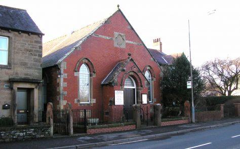 Dalston The Green Wesleyan Methodist Association Chapel, Cumberland
