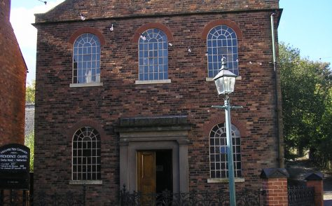 Dudley, Darby Hand, Netherton, Methodist New Connexion Chapel, Staffordshire