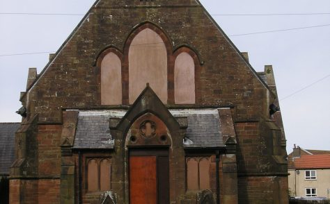 Egremont Castle United Methodist Free Church Chapel, Cumberland