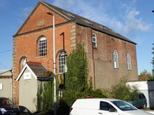 1 Mountsorrell UMFC chapel, 26.10.2018