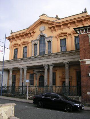 1 Stoke on Trent, Bethesda MNC Chapel, facade (i) 10.10.2016