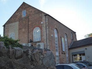 3 Mountsorrell UMFC chapel, back, 26.10.2018