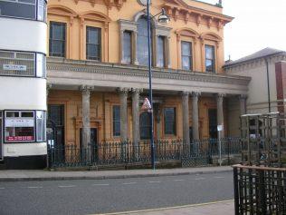 3 Stoke on Trent, Bethesda MNC Chapel, Corinthian colonnade 10.10.2016