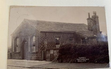 Bolton, Ainsworth Methodist New Connexion Church, Bury Old Road