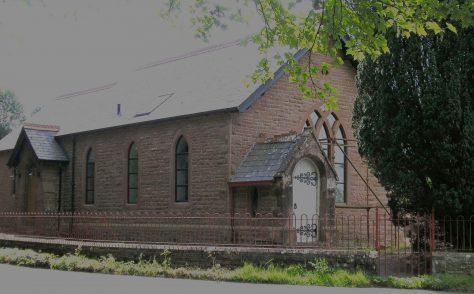Armathwaite United Methodist Free Church Chapel, Cumberland Grid ref NY508459
