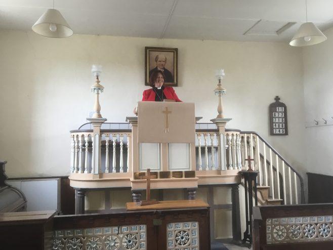 Interior of Billy Bray's Chapel | Steven Wild