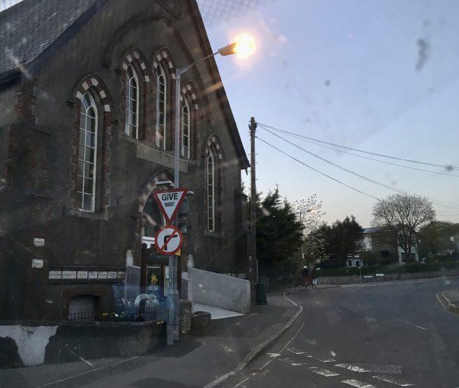 Callington Launceston  Road United Methodist Church,