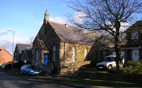 Cumwhinton United Methodist Free Church Chapel, Cumberland (Grid ref NY448526)