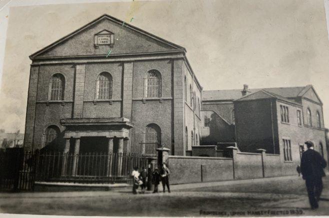 Hanley Providence Methodist New Connexion church