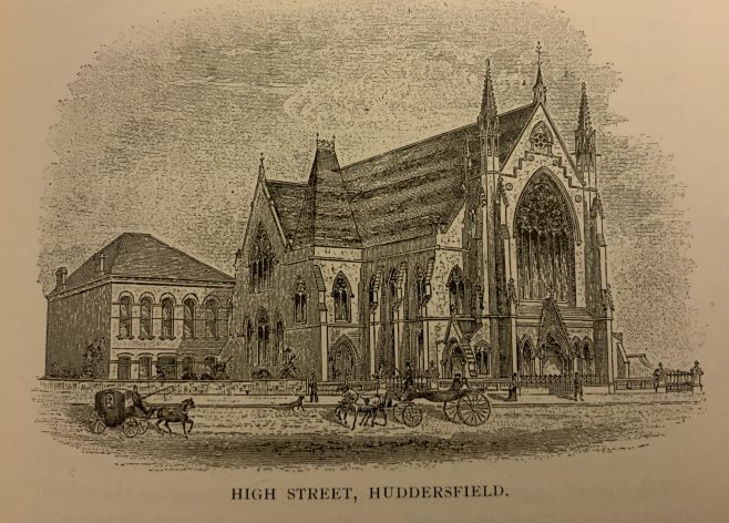 Huddersfield, High Street Methodist New Connexion Church
