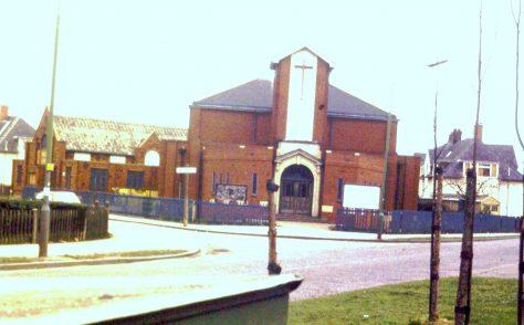 Hull, Askew Avenue United Methodist Chapel