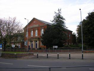 Newcastle unde Lyme UMC Chapel,  15.10.2016
