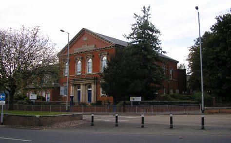 Newcastle under Lyme, Ebenezer Methodist New Connexion Chapel, Staffordshire