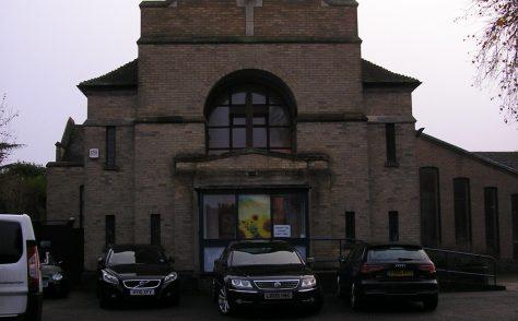 Oadby, Harborough Road United Methodist Chapel, Leicestershire