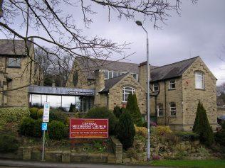 Brighouse Bethel Methodist New Connexion Chapel (now Central Methodist Church), Yorkshire
