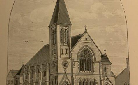 Nottingham, Parliament Street Methodist New Connexion church