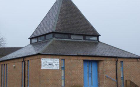 Sheffield Hampden View Wesleyan Reform Union Chapel, Yorkshire