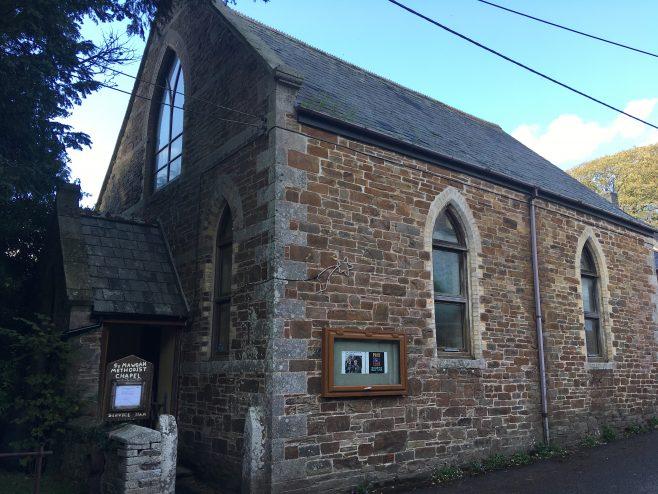 St Mawgan United Methodist Church, Cornwall